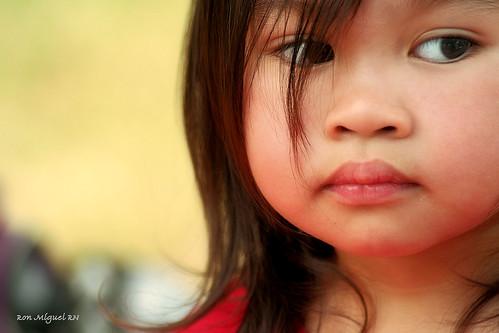 adorable nina...