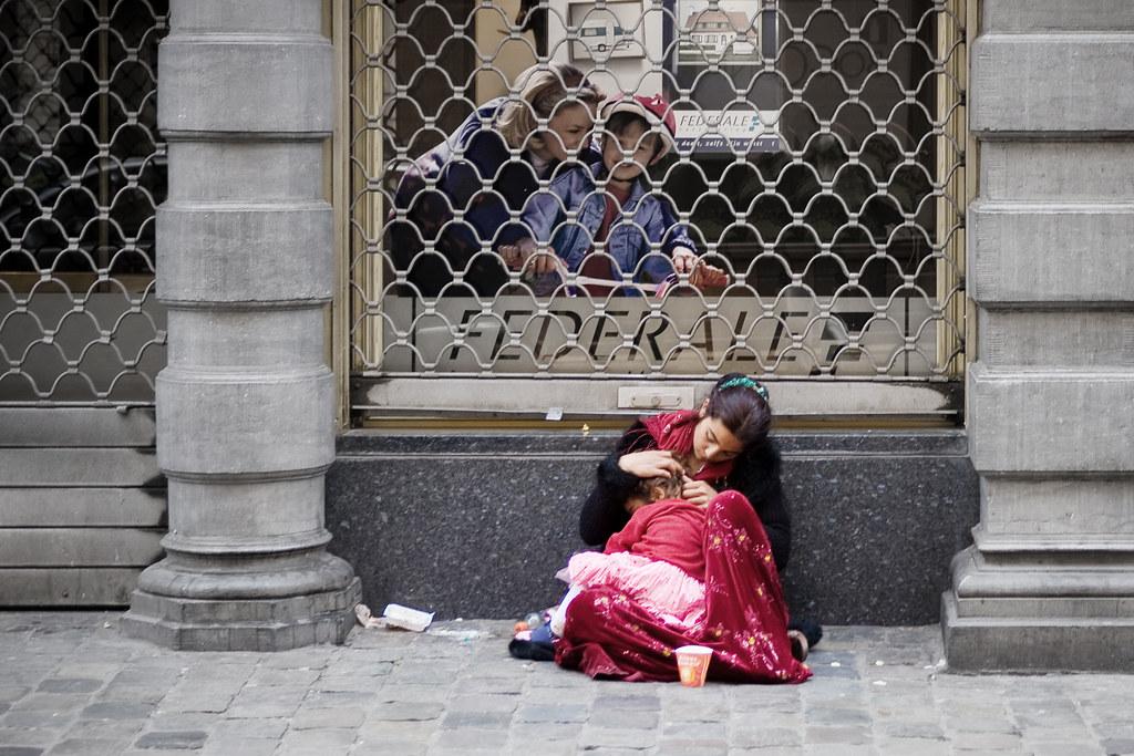 Αποτέλεσμα εικόνας για poverty in BRUSSELS