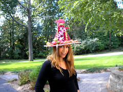 Sweet Queen Marie Hat! and Me!