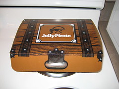 Jolly Pirate Donuts Treasure Chest (adamy323) Tags: donuts pirate talklikeapirateday treasurechest jollypiratedonuts