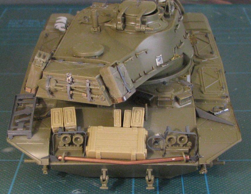 M41 A3 Walker Bulldog Afv Club 1 35 Page 2 Work In