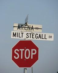 Milt Stegall Dr