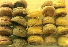 Macarons from Bilbao