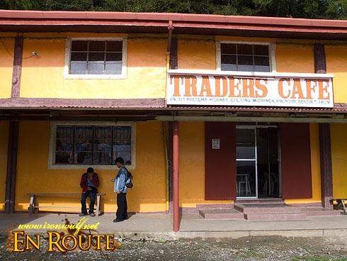 Halsema Trader's Cafe Stopover