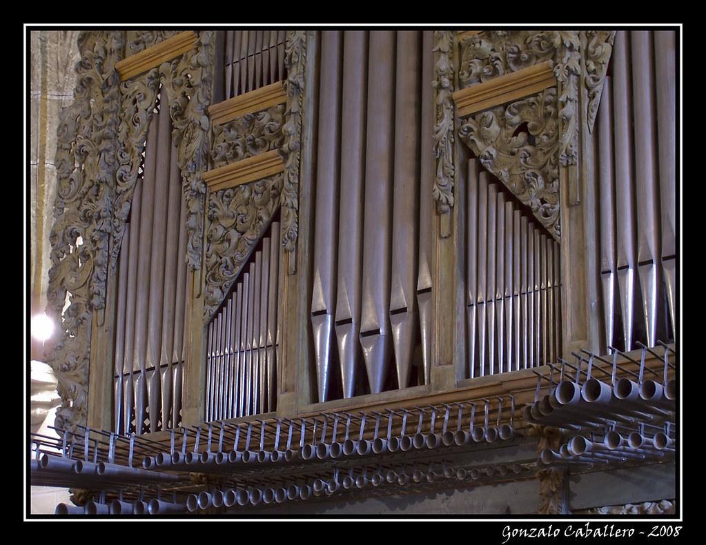 Órgano de Uztarroz (Navarra)