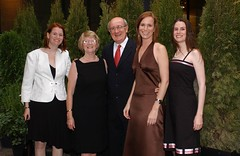 Pictured: Mary O'Connell Sharon O'Connell Cathy O'Connell Con O'Connell Fiona O'Connell