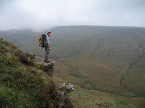 Training in the Brecon Beacons