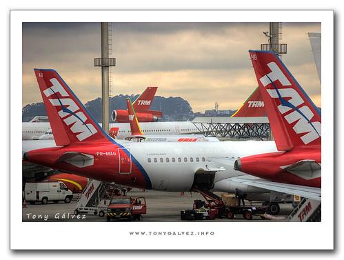 Brasil Airpass de la TAM