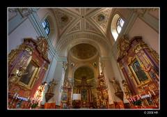 The  monastery in Alwernia (Mariusz Petelicki) Tags: poland polska monastery hdr canonefs1022mm 3xp klasztor alwernia abigfave canon400d mariuszpetelicki