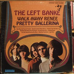 The Left Banke - Walk Away Renee/Pretty Ballerina (dereck von) Tags: records vinyl albums