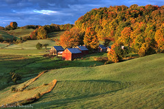 Jenne Farm (Triscele Photography) Tags: autumn fall leaves reading vermont farm foliage hdr jenne colorphotoaward superaplus aplusphoto theunforgettablepictures