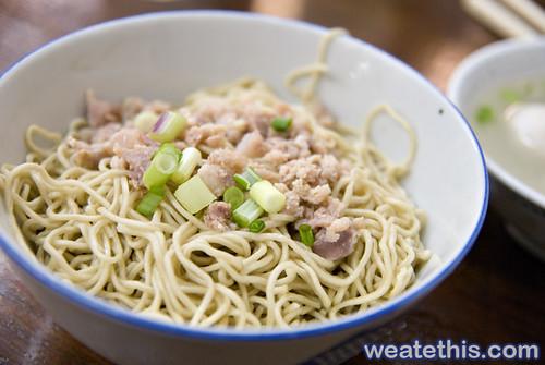 Chong Ko - Hakka Noodle - Pandan Indah, Cheras