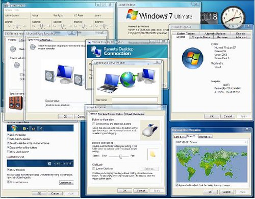 Latest Windows Xp To Windows 7 Transformation Pack Free Download