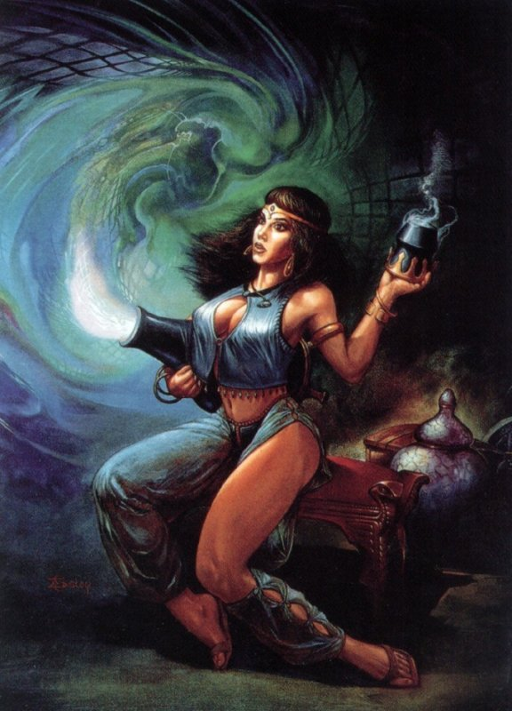 for DnD, by Jeff Easley