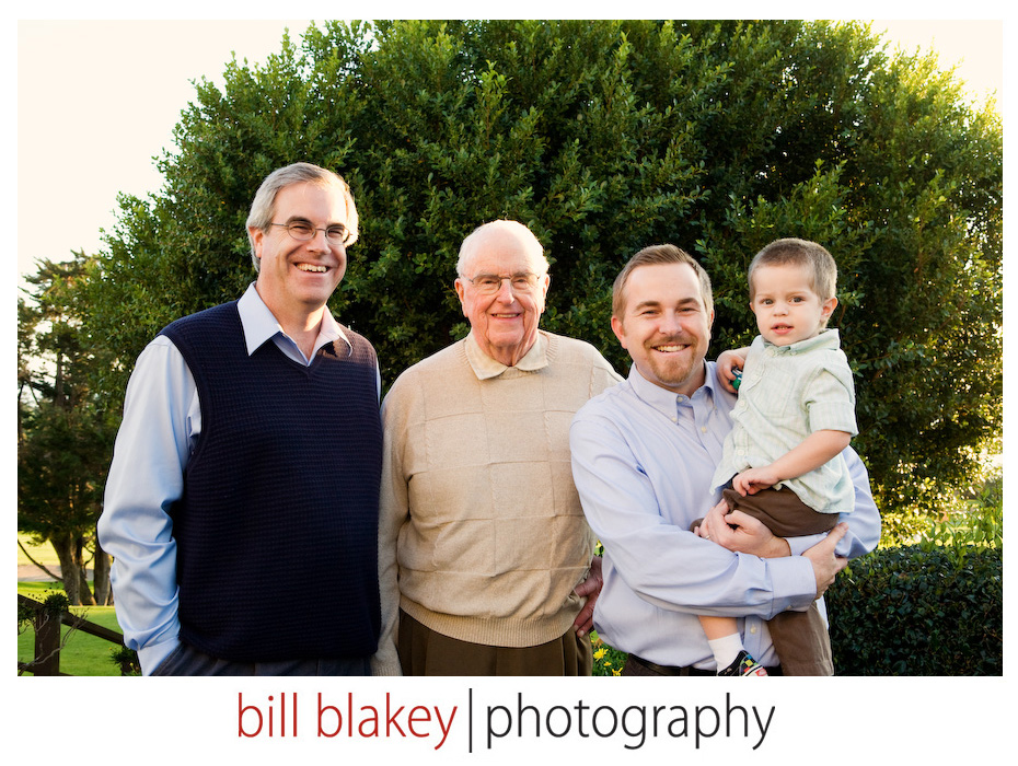 Four Generations of Blakey