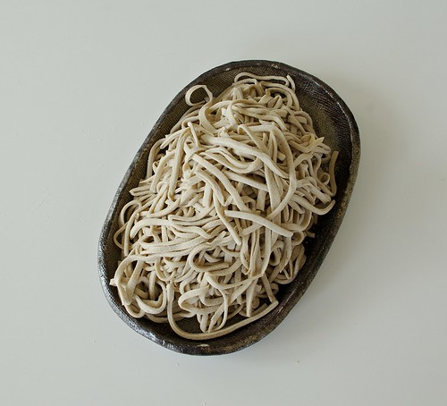 Finished Soba