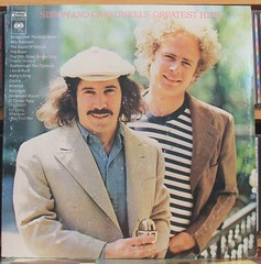 Simon and Garfunkel - Greatest Hits (dereck von) Tags: records vinyl albums
