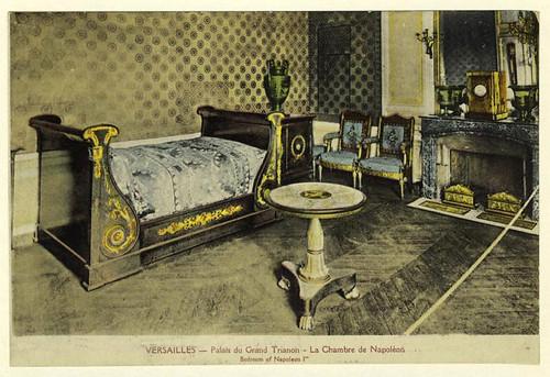 017-Palacio del Gran Trianon dormitorio de Napoleon