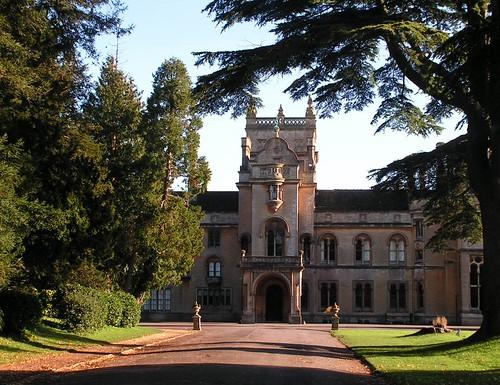 Manor House, Stanton St Quintin, Wiltshire