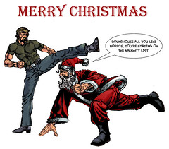 Santa-v-Chuck-Norris