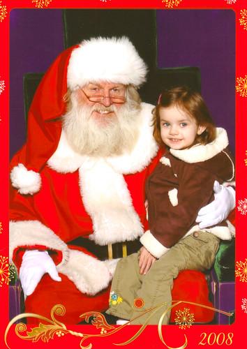 V and Santa