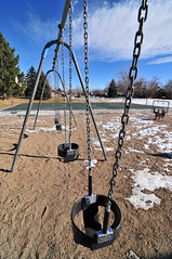 Too cold to play (scatteredView) Tags: usa colorado boulder d300