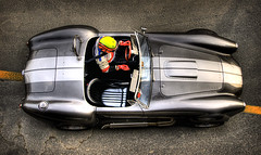Photo of the week - Racing at the autodrome (momentaryawe.com) Tags: cars dubai uae racing emirates driver hdr dubaiautodrome