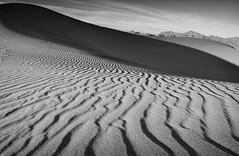 Ripples (sandy.redding) Tags: california blackandwhite landscape nationalpark sand desert dunes dune deathvalley def stovepipewells deathvalleynationalpark arrakis desertplanet 2ndplace dvnp mesquitedunes tokinaatx124prodx desertempirefair2009