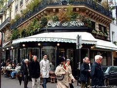 Paris - Café de Flore (Miguel Tavares Cardoso) Tags: paris france café frança stgermaindesprés cafédeflore blvdstgermain miguelcardoso miguelcardoso2008 migueltavarescardoso