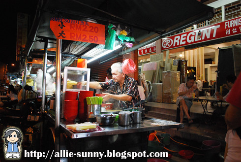 Chulia Street Curry Mee Stall