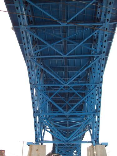 Detroit Shoreway Bridge, Cleveland