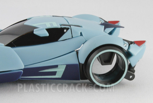 Transformers Animated Blurr (alt rear wheel)