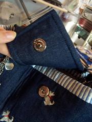 Miranda-ized Westie Bag