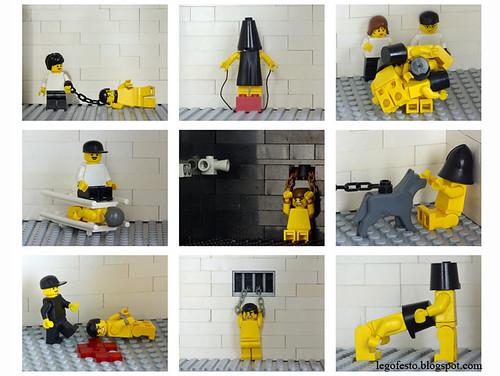 Ghosts of Abu Ghraib Lego minifigs