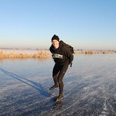 DSC_0856 (Wiro Oudejans (Wiro.Karen)) Tags: ice amsterdam iceskating skating arne ijs wiro landsmeer schaatsen holysloot ijspret amsterdamnoord monickendam natuurijs zuiderwoude uitdam adelein