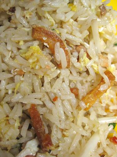 Salted fish fried rice - IMG_1652