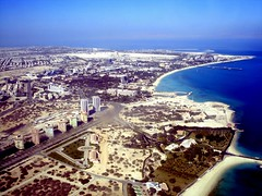 Bird eye view #1 (DeLaRam.) Tags: airplane google flight explore kish metalbird persiangulf  kishisland birdeyeview aerialshots  goodbyebush