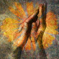 Temple Hands (ElenaRay) Tags: two art yellow yoga illustration one togetherness hands energy body spirit faith prayer religion illumination whole together chi mind flowering meditation christianity spirituality enlightenment consciousness connection ki qi esoteric prana enlighten mudra unified pranayam