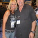 Jerri Sutton with dear friend Frank Stallone