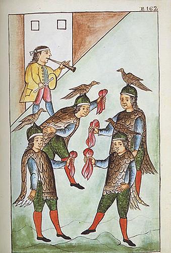 013- Códice Trujillo- Danza de Pájaros-T2-E162