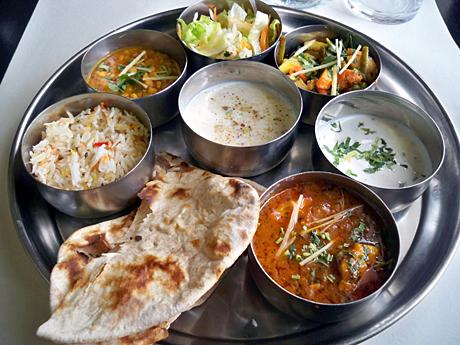 Pure Veg Indian Restaurants In Singapore