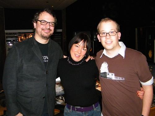 Jane and Matt, Studio