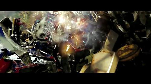 Transformers 2 Optimus Prime Puñete