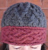 Two-Piece Knotwork Hat