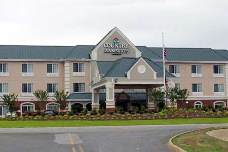 Country Inn and Suites Hot Springs