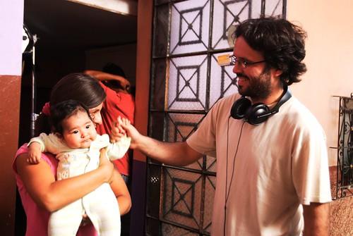 """Octubre"": Diego Vega, Sheryl Sánchez y Karla"
