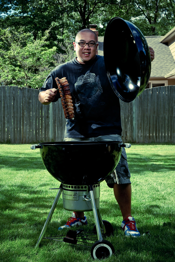 295/365  Yep.  Weber Charcoal is the Best