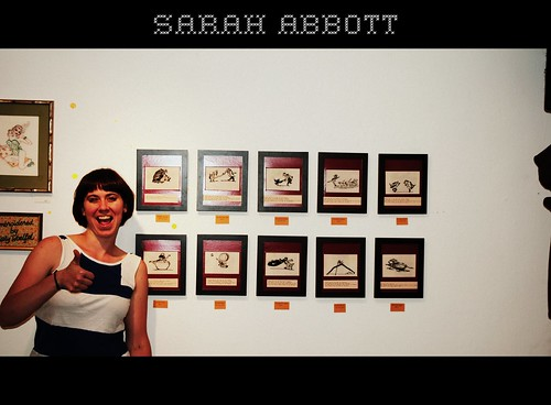Sarah Abbott!