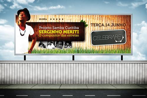 Outdoor Serginho Meriti - Celebrare by chambe.com.br