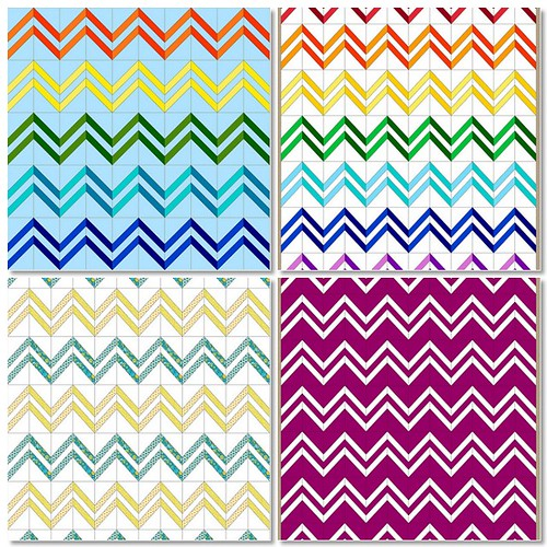 Zig Zag Fabric Options